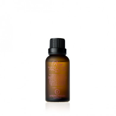 Rose Rejuvenating 100% Botanical Facial Oil 30ml