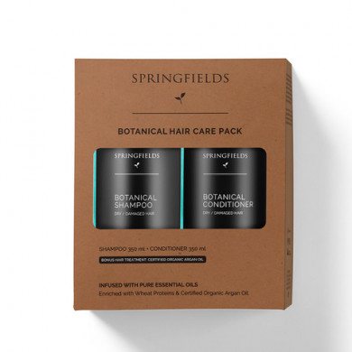 Haircare Pack - Dry/Damaged Hair