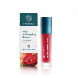 Vital Anti-ageing Serum with Paradise Rose Flower Extract