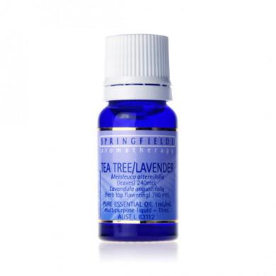 Tea Tree/Lavender CO 11ml