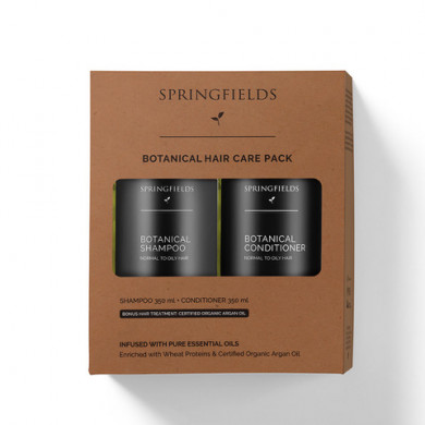 Haircare Pack - Normal to Oily Hair