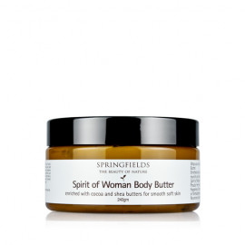 Body Butter - Spirit of Woman 240gm