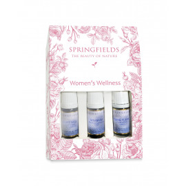 Essential Oil Trio - Women's Wellness